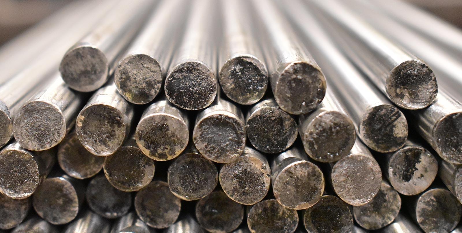 Aço Ferramenta AISI S1 | V-W-3 (Tungstênio-Cromo-Vanádio)