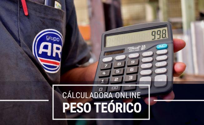 Calculo de Peso de AÇO - calculadora-online-peso-teorico-aco-roman