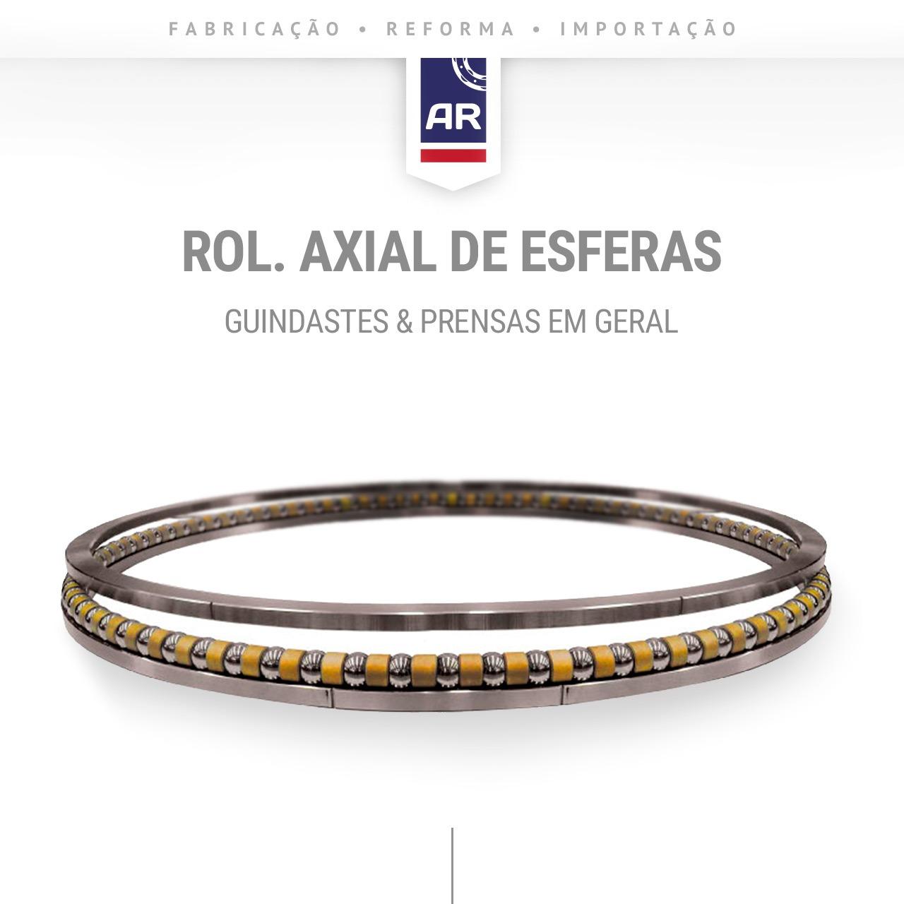 rolamento-axial-esfera-guindastes-prensas